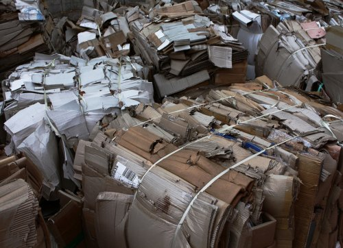 waste - baler